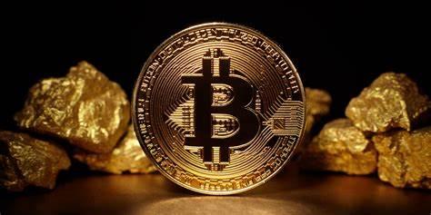 #Bitcoin se desempeñó 10 veces mejor que el oro en 2020