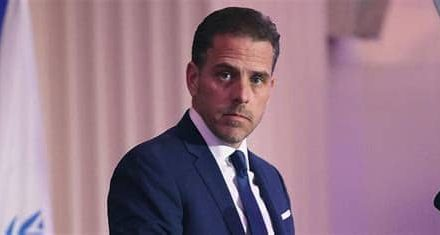 Hunter Biden says he's under federal investigation over his taxes