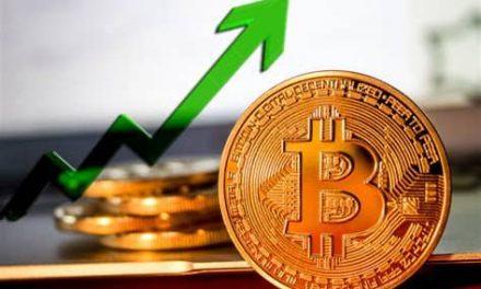 El precio de #Bitcoin alcanza los 20,000 dólares por primera vez en la historia