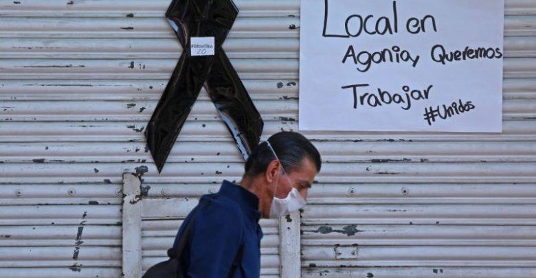 Terrible…Cierran más de un millón de empresas en México por pandemia: Inegi