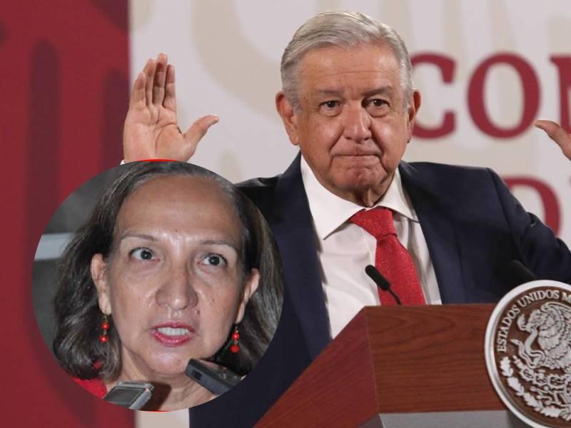 """El Jefe del Cartel de La Macuspana, Andrés Manuel López Obrador, señaló que """"desconoce con exactitud"""" si su prima tiene contratos con Pemex"""