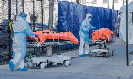 Estados Unidos cerca de 300.000 muertes por covid-19