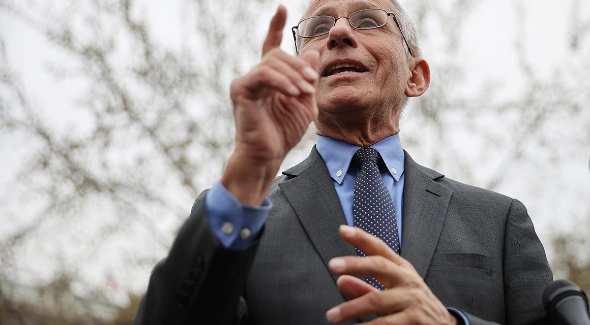 Fauci: You 'have to assume' pandemic is going to get worse