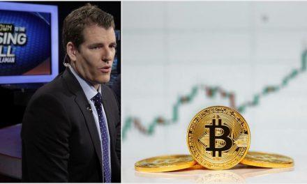 """Tyler Winklevoss: """"las personas más inteligentes en la habitación están comprando #Bitcoin en silencio"""""""