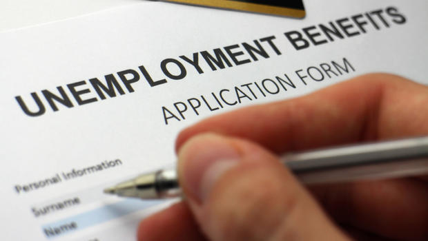 Unemployment benefits lapse with stimulus bill stuck in limbo