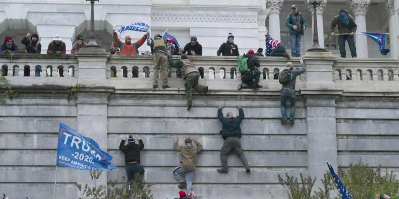 Tens of thousands of voters drop Republican affiliation after Capitol riot