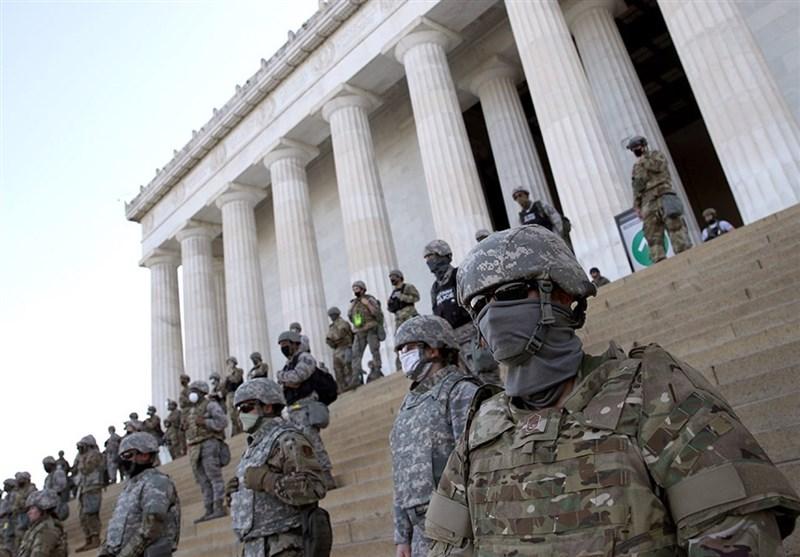 La Guardia Nacional se quedará en Washington