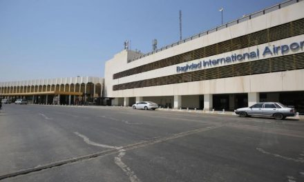 Missiles strike Baghdad airport as Iraq launches fresh anti-IS operation