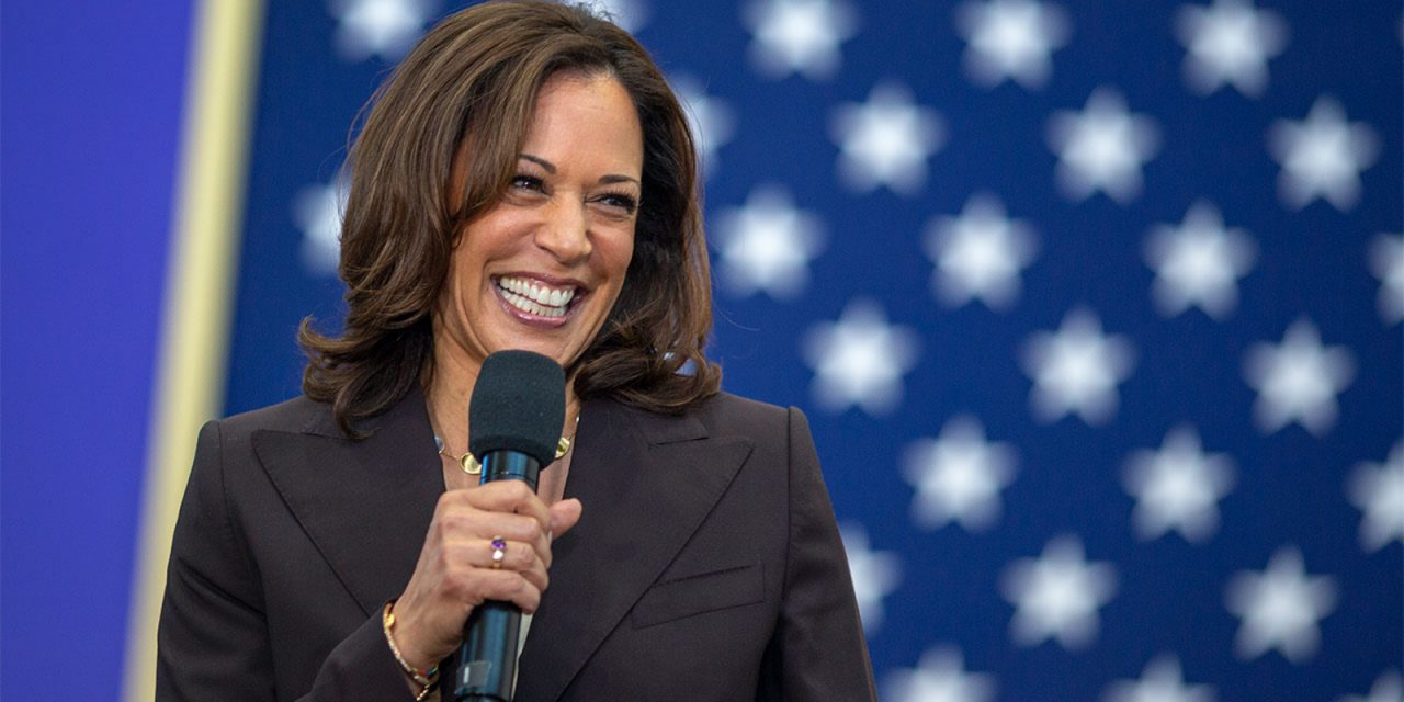 Harris now 'the most influential woman' in American politics