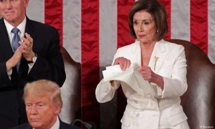 Nancy Pelosi quiere evitar que Trump acceda a códigos nucleares