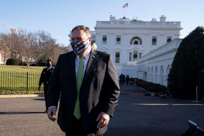 Diplomáticos condenan a Trump por disturbios en el Capitolio