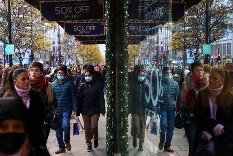 Gasolina impulsa alza de precios al consumidor de Estados Unidos en diciembre