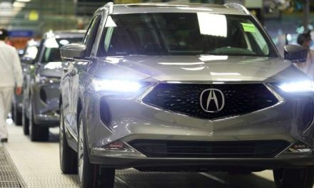 Acura inicia la producción del MDX 2022 en Ohio
