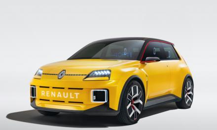 Renault presenta un alucinante concepto de Renault 5 eléctrico