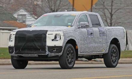 El nuevo Ford Ranger tiene un estilo parecido al F-150