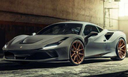Ferrari F8 Tributo por Novitec: con más de 800 hp, es aún más rápido y exclusivo