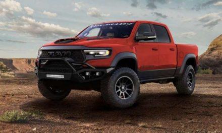 Hennessey modifica la Ram 1500 TRX con 1,012 caballos de fuerza