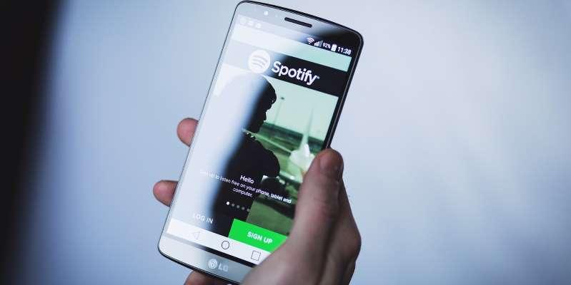 Los sueldos de Spotify al descubierto