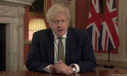 Todo mal. Boris Johnson decreta nuevo confinamiento total en Inglaterra. Otros países peor.