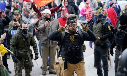 Pro-Trump mob overruns Capitol, forcing evacuation