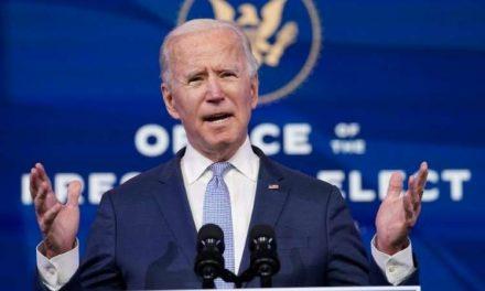 El contundente mensaje de Biden después de que seguidores de Trump asaltaran el Capitolio