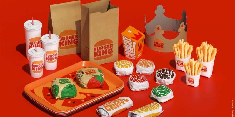 Burger King renueva su marca e imagen por primera vez en 20 años
