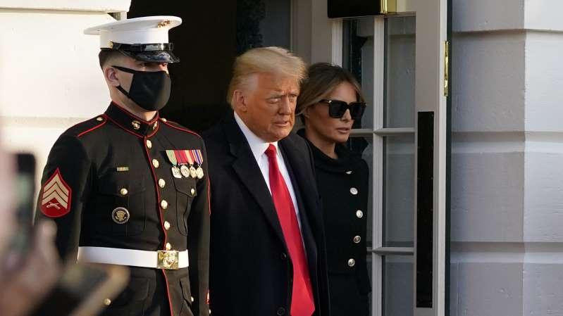 El juicio político contra Trump comenzará en la semana del 8 de febrero en el Senado. El expresidente prepara su defensa