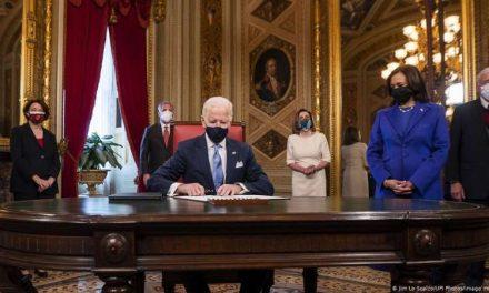 """Boris Johnson y Joe Biden hablaron de """"estrechar la alianza"""""""