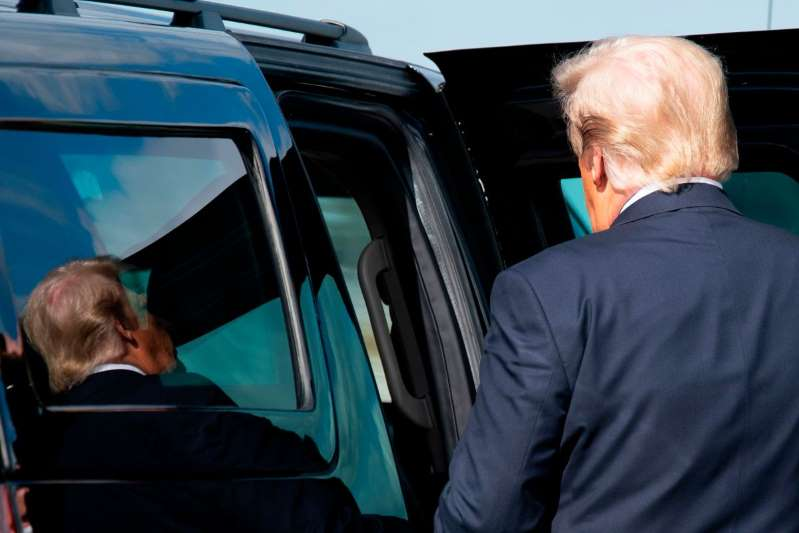 Trump avanza con su nuevo partido y retará a 70 republicanos