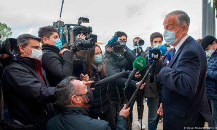 Portugal reelige a su presidente en primera vuelta de elecciones