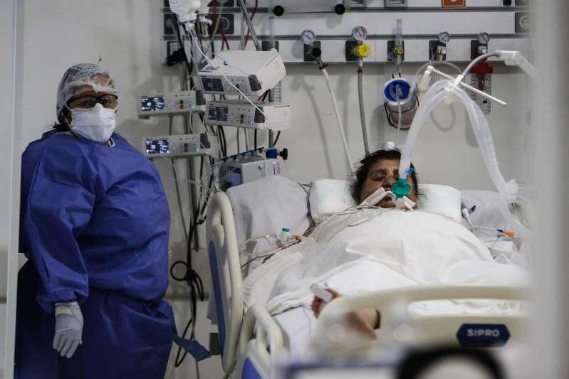 Argentina alerta que la segunda etapa de contagios tensione el sistema de salud
