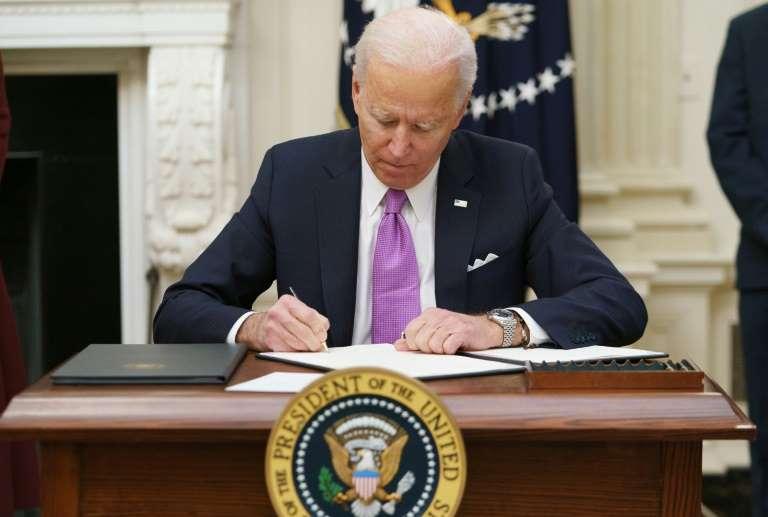 """Biden busca impulsar el """"made in America"""""""
