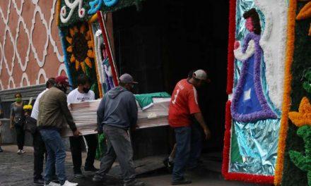México registra 1.743 decesos por covid, su presidente infectado y al borde de batir otro récord diario