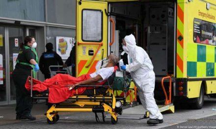 Variante británica del coronavirus se extiende a 70 países y sudafricana a 31