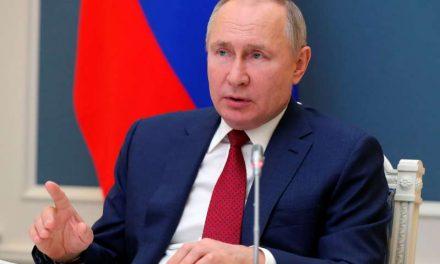 Putin advierte de riesgos de mayor inestabilidad global
