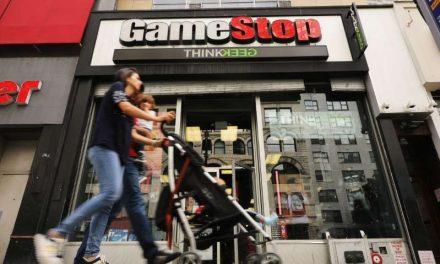 Pequeños inversionistas volvieron a tumbar la Bolsa con GameStop