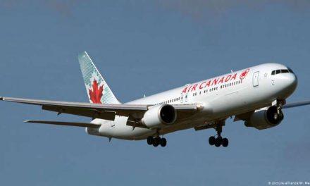 Canadá suspende hoy los vuelos con México por COVID-19