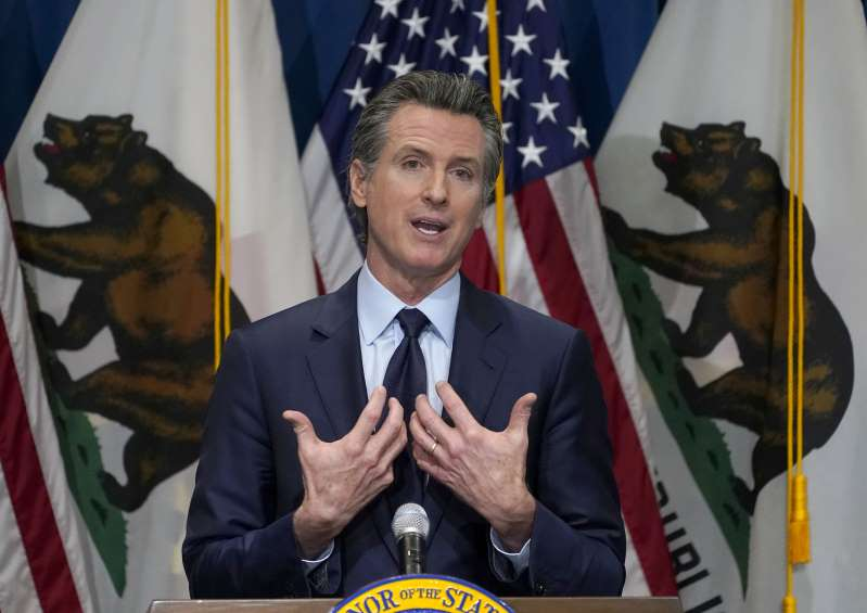 Investigan amenazas de muerte a gobernador de California