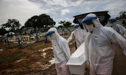 Brasil vuelve a tener más de mil muertos y Bolsonaro quiere una vacuna brasileña