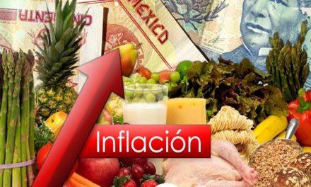 Inflación de México se acelera en enero por combustibles