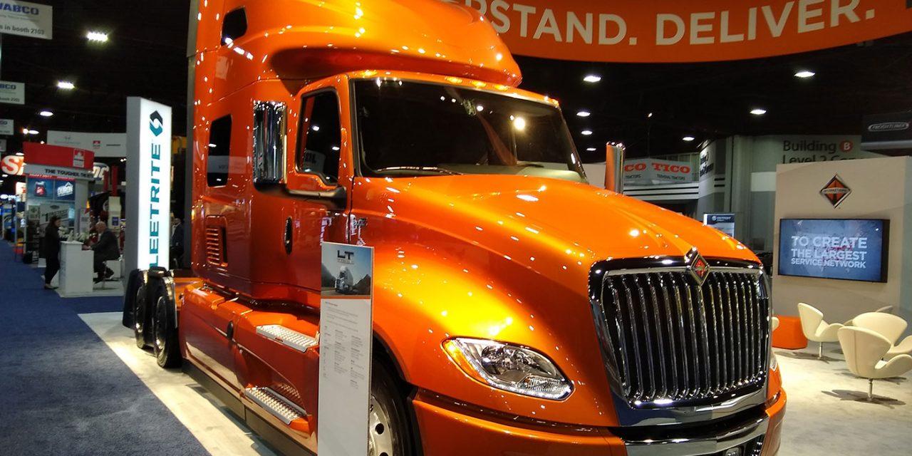Navistar lanzará camiones a base de hidrógeno