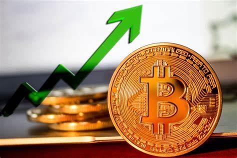 El precio de Bitcoin sube rápidamente a 31,000 dólares