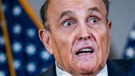 ¡Ya no se quieren! Rudy Giuliani confirma que no defenderá a Donald Trump en su juicio político