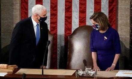 Congress affirms Biden win after rioters terrorize Capitol