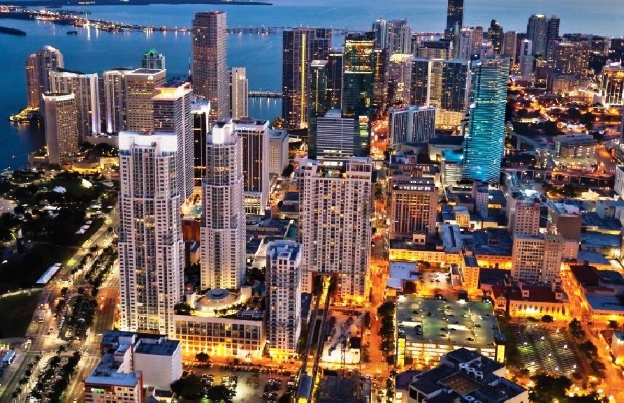 Elon Musk busca construir túneles por debajo de la ciudad de Miami