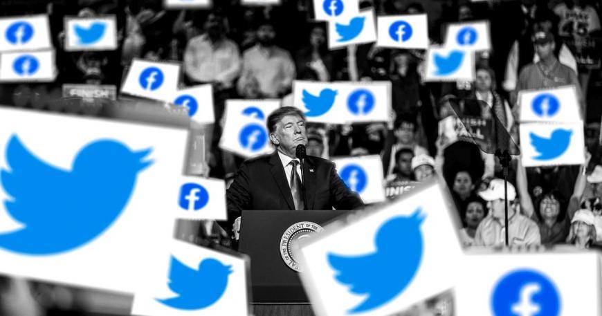 Donald Trump enfurece tras conocer su suspensión permanente en Twitter, revelan fuentes de la Casa Blanca