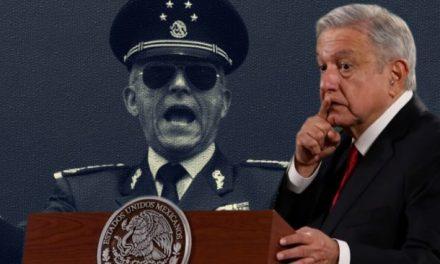 """""""México es un estado narco"""": Gobierno de EU, molesto por la exoneración de Cienfuegos"""