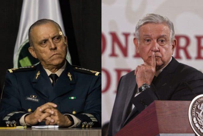 El Ejército Mexicano doblegó a López Obrador para que tramitara liberación de Cienfuegos