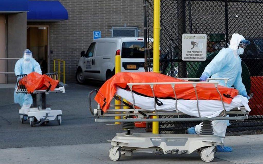 115 mil estadounidenses más morirán de COVID-19 en enero