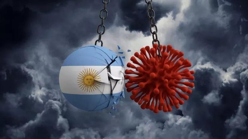 Argentina detecta nueva variante más contagiosa del COVID-19